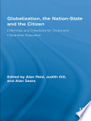Globalization  the Nation State and the Citizen