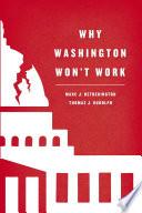 Why Washington Won't Work