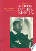 The Papers of Martin Luther King  Jr  Advocate of the social gospel  September 1948 March 1963