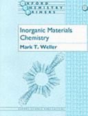 Inorganic Materials Chemistry