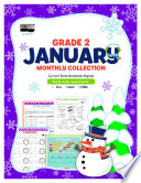 January Monthly Collection Grade 2 book