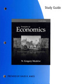 Study Guide for Mankiw S Principles of Economics, 7th