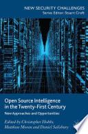 Open Source Intelligence In The Twenty First Century