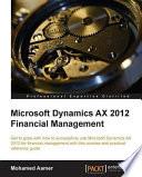 Microsoft Dynamics AX 2012 Financial Management