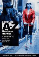 Complete A Z Business Studies Handbook