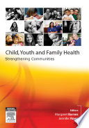 Child Youth And Family Nursing In The Community