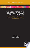 Women  Peace and Security in Nepal