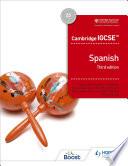 Cambridge Igcsetm Spanish Student Book Third Edition
