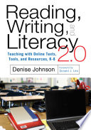 Reading  Writing  and Literacy 2 0