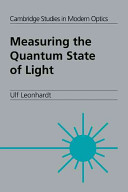 Measuring the Quantum State of Light