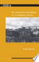 Das sowjetische Speziallager Nr. 4 Landsberg/Warthe
