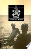 Durrell Miller Letters  1935 1980