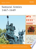 Samurai Armies 1467   1649