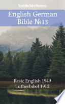 English German Bible No13