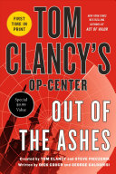 Tom Clancy's Op-Center: Out of the Ashes Pdf/ePub eBook