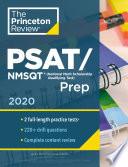 Princeton Review PSAT NMSQT Prep  2020 Book PDF
