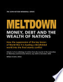 Ebook Meltdown: Money, Debt and the Wealth of Nations, Volume 5 Epub N.A Apps Read Mobile