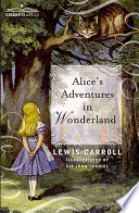 Alice's Adventures In Wonderland : carroll, wrote a fantastical adventure story for...