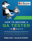 How To Become A Qa Tester In 30 Days