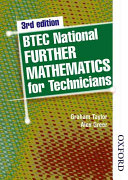 BTEC National Further Mathematics for Technicians
