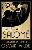 Salomé - A Tragedy in One Act Book
