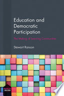 Education and Democratic Participation