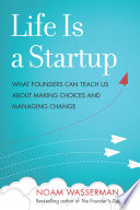 Book Life Is a Startup
