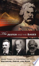 The Jester and the Sages Work Of Mark Twain By Placing Him In