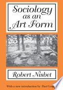 Sociology as an Art Form