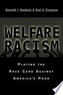 Welfare Racism