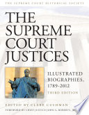 Supreme Court Justices: Illustrated Biographies