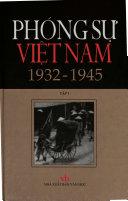 Phóng sự Việt Nam, 1932-1945