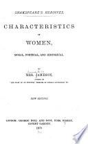 Shakspeare's Heroines