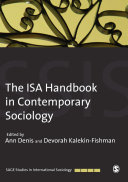 The ISA Handbook in Contemporary Sociology