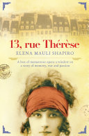 13 Rue Thérèse : one of whom he can only only...
