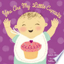 Book You Are My Little Cupcake