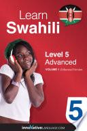 Learn Swahili   Level 5  Advanced