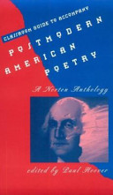 Classroom Guide to Accompany Postmodern American Poetry