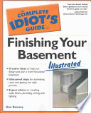 The Complete Idiot's Guide to Finishing Your Basement