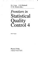 Frontiers in statistical quality control 4