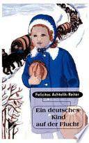 Ein Deutsches Kind Auf Der Flucht