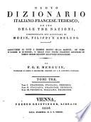 Nouveau dictionnaire français-italien-allemand