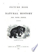 A Picture Book of Natural History for Young People