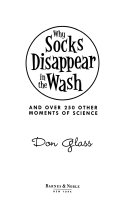 Why socks disappear in the wash