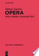 Iuliani Augusti Opera