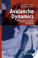 Ebook Avalanche Dynamics Epub S.P. Pudasaini,Kolumban Hutter Apps Read Mobile