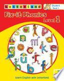 Fix It Phonics Level 1 Student Book 1