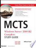 MCTS Windows Server 2008 R2 Complete Study Guide