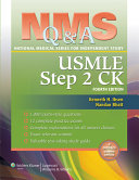 NMS Q&A Review for USMLE Step 2 CK