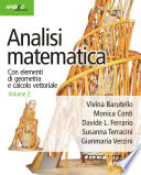 Analisi matematica. Con elementi di geometria e calcolo vettoriale